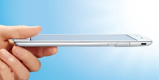 La tablet más ligera del mundo llega de la mano de NTT DoCoMo: 7 pulgadas y 249 gramos