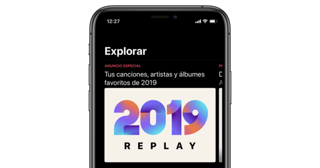 replay apple music 2019