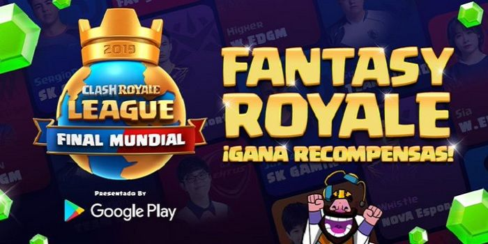 Win prizes with Clash Royale's Fantasy Royale