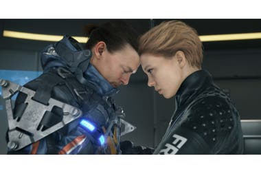 Several Hollywood stars embody the video game characters