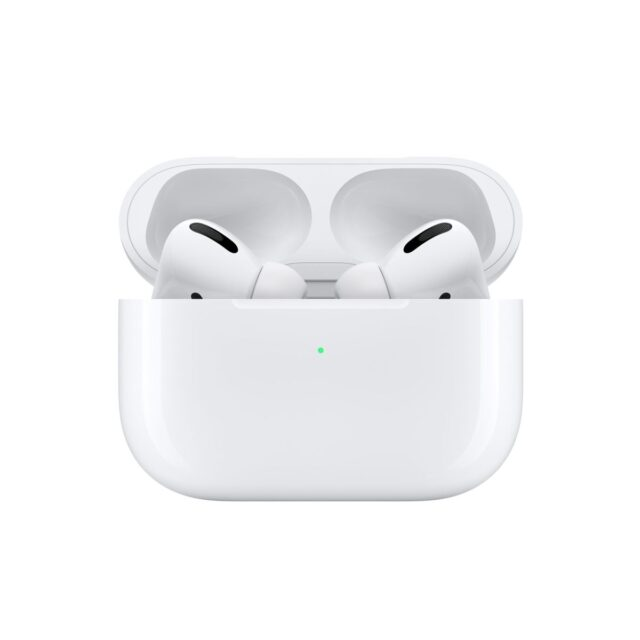 AirPods Pro white background