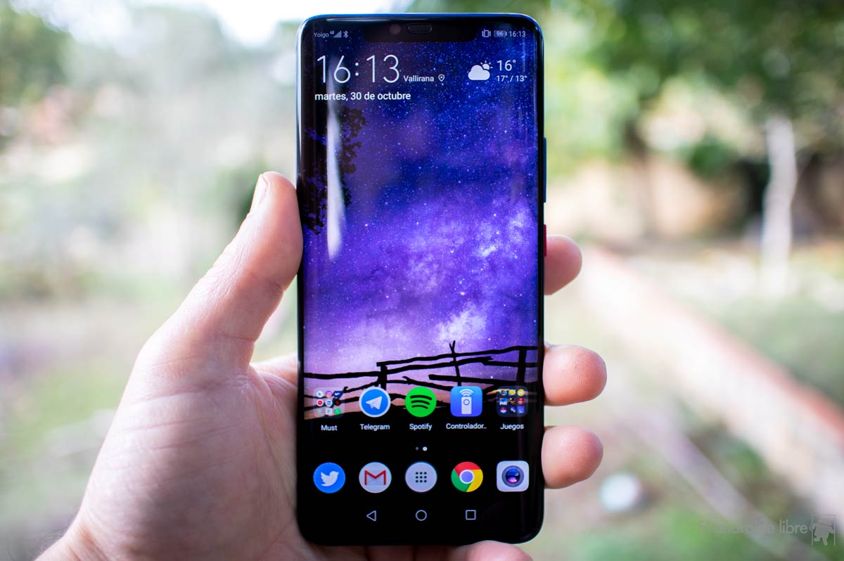 Analysis of the Huawei Mate 20 Pro