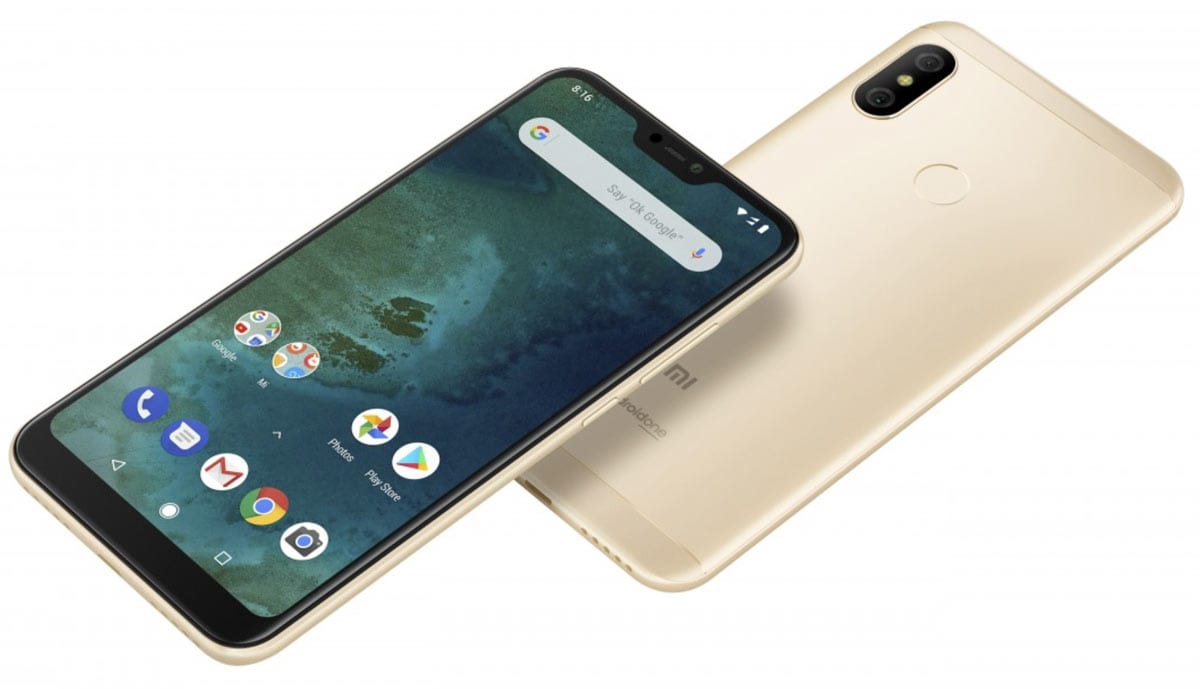 Xiaomi Mi A2 Lite: bet on the entry range with Android One
