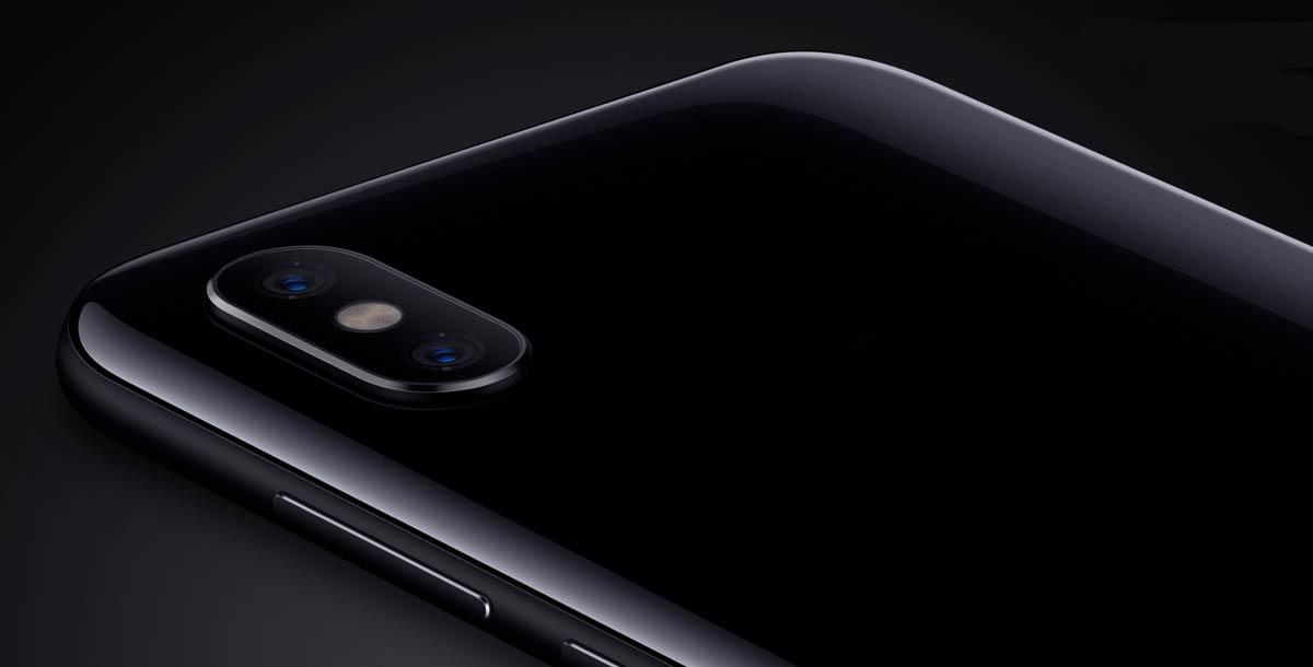 New Xiaomi Mi 8 Pro with fingerprint reader under the screen