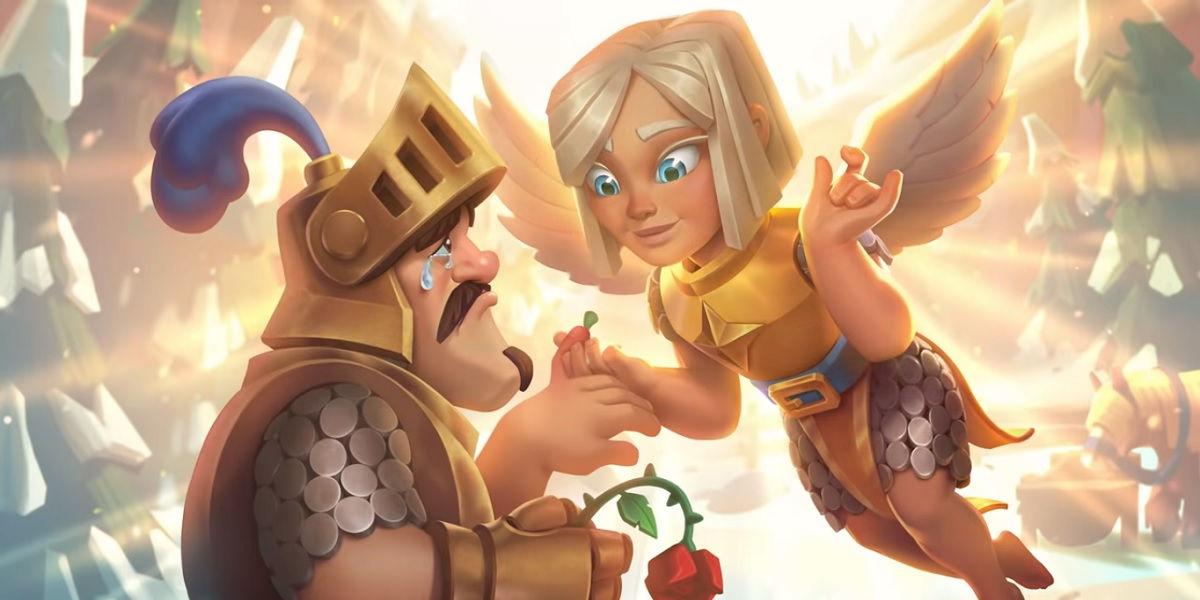 Battle Healer, the new Clash Royale card