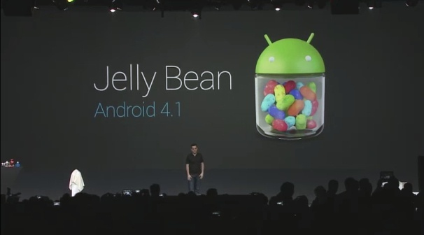 Jelly Bean released