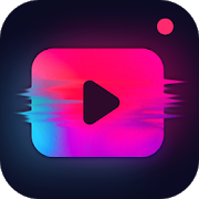 Video Editor - Glitch Effect and Music Photo