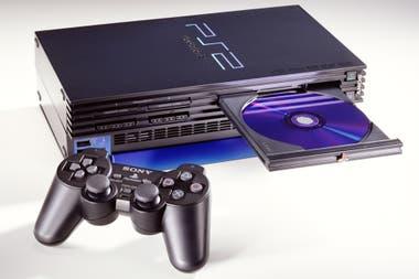 A PlayStation 2