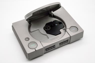 The first PlayStation