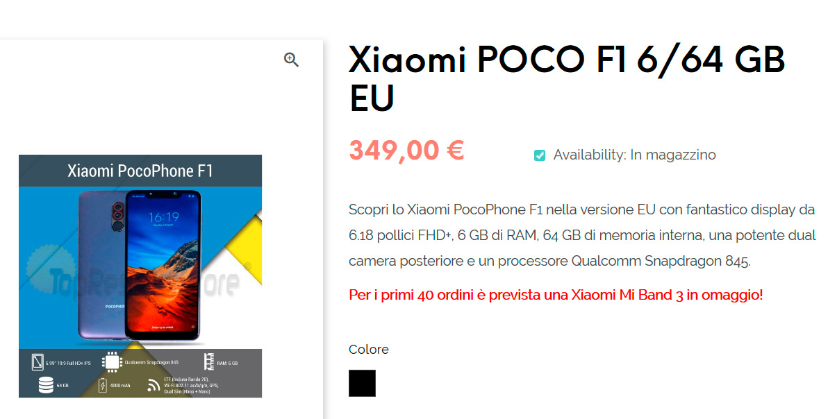 The Poco F1 will be international and will have an incredible price
