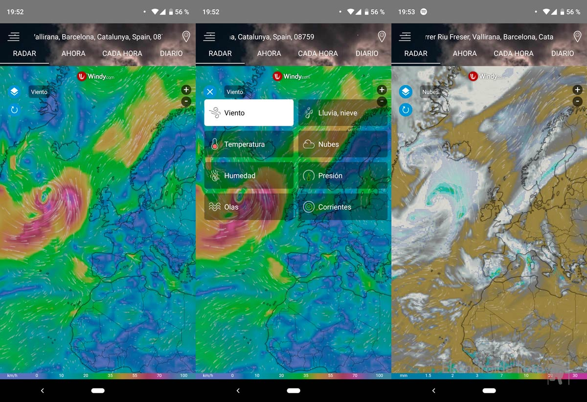 Weather radar and forecast, the application of the time you will stay