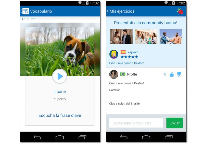 """apps to learn Italian Busuu """"width ="""" 800 """"height ="""" 568 """"srcset ="""" https://www.funzen.net/wp-content/uploads/2019/12/1575986228_749_The-best-apps-to-learn-Italian-for-your-Android-phone.jpg 800w, https: // androidayuda .com / app / uploads-androidayuda.com / 2019/12 / pant6-1-300x213.jpg 300w, https://androidayuda.com/app/uploads-androidayuda.com/2019/12/pant6-1-630x447. jpg 630w, https://androidayuda.com/app/uploads-androidayuda.com/2019/12/pant6-1-768x545.jpg 768w """"sizes ="""" (max-width: 800px) 100vw, 800px"""