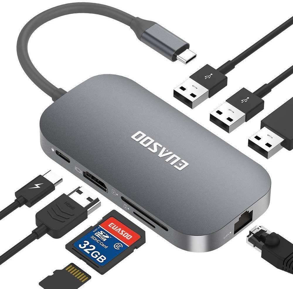 EUASOO HUB USB for MacBook