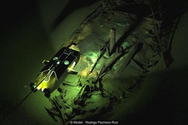 An underwater archeology project is discovering the hidden mysteries deep in the Black Sea