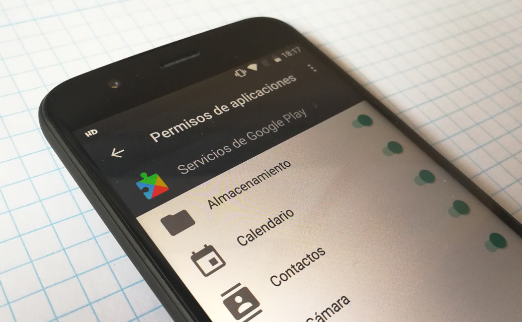 Android permissions