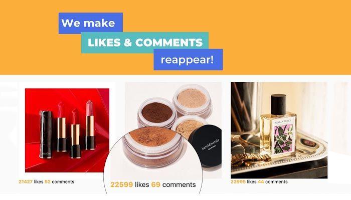 "retrieve like comments instagram ""width ="" 700 ""height ="" 400"