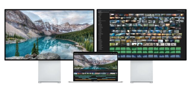 """Pro-Display-XDR """"width ="""" 640 """"height ="""" 320 """"class ="""" aligncenter size-large wp-image-291767 """"srcset ="""" https://t.ipadizate.es/2019/12/Pro-Display- XDR-MacBook-Pro-640x320.jpg 640w, https://t.ipadizate.es/2019/12/Pro-Display-XDR-MacBook-Pro-320x160.jpg 320w, https://t.ipadizate.es/ 2019/12 / Pro-Display-XDR-MacBook-Pro-768x384.jpg 768w, https://t.ipadizate.es/2019/12/Pro-Display-XDR-MacBook-Pro-840x420.jpg 840w, https: //t.ipadizate.es/2019/12/Pro-Display-XDR-MacBook-Pro-681x341.jpg 681w """"sizes ="""" (max-width: 640px) 100vw, 640px """"/></p> <p><strong>It may interest you 
