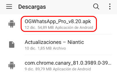 Image - OGWhatsApp, a WhatsApp mod with extra functions