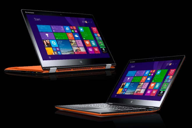 If you choose to buy a laptop with a touch screen, you have another alternative: choose one convertible or not.