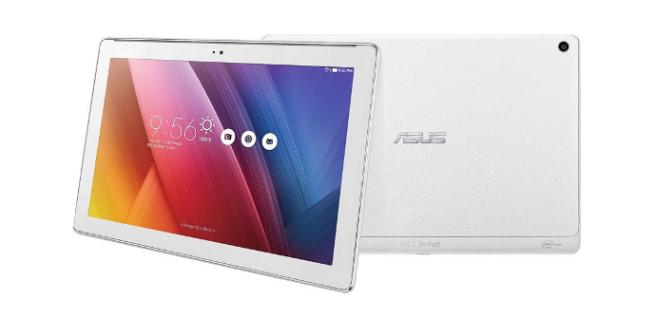 ZenPad 10 white