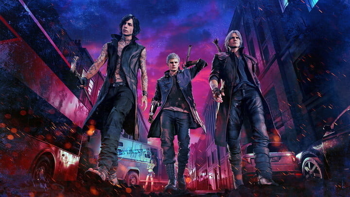 best video games 2109 most anticipated games 2019 devil may cry 5 768x768