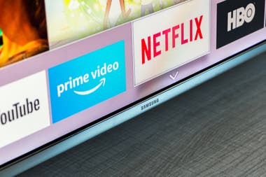 The integration of streaming services with televisions facilitated access to huge content libraries