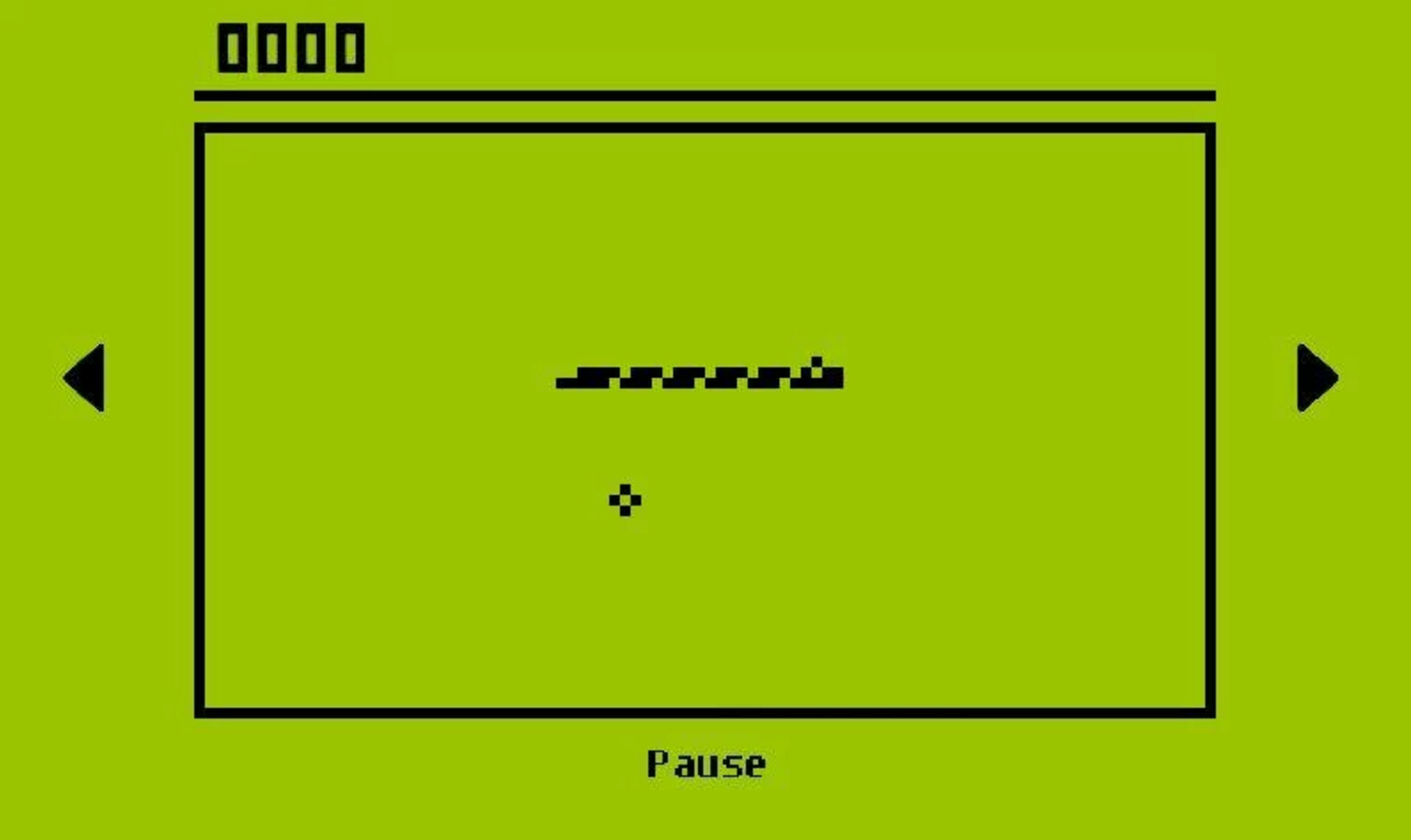 An application that lets you play classic Snake