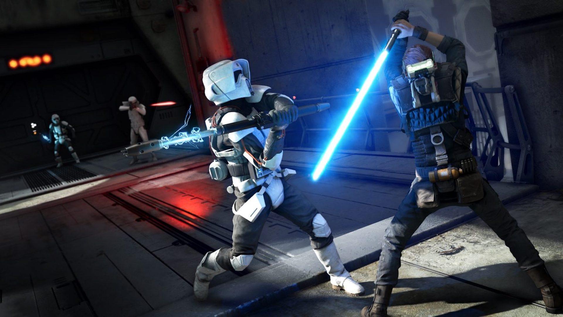 Jedi Fallen Order from Star Wars