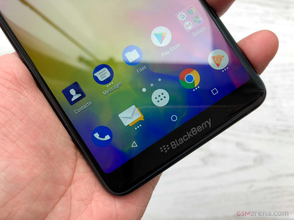Blackberry Evolve and EvolveX: 6-inch screen without keyboard