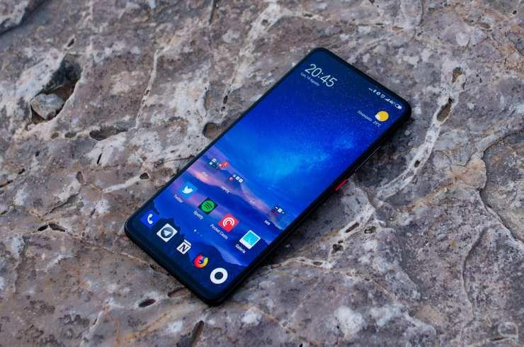 Xiaomi Mi 9T Pro screen