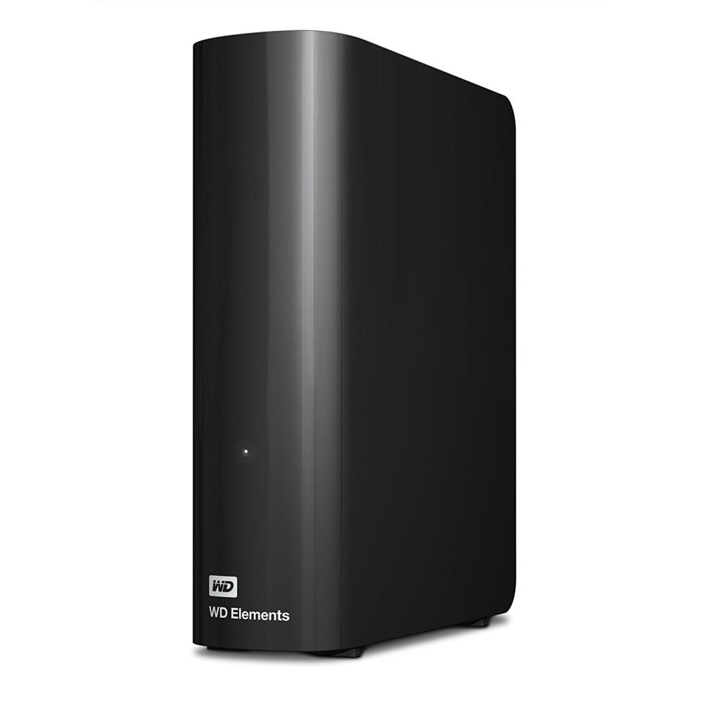 6 TB WD Elements Desktop external hard drive