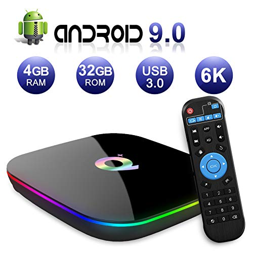 Android TV Box 9.0, 2019 ...