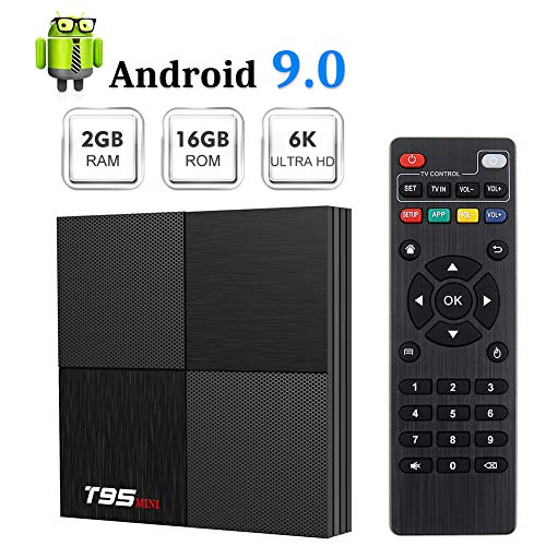 Android 9.0 TV Box ...