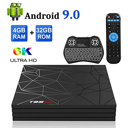 Android TV Box ? T95 MAX ...