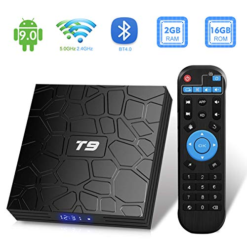 Android TV Box, T9 ...