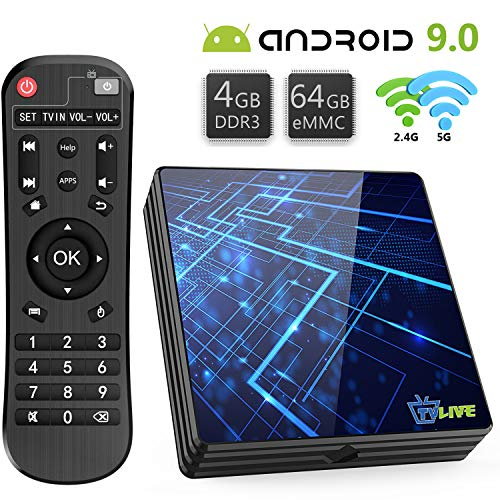 Android TV Box 9.0 ?4GB ...