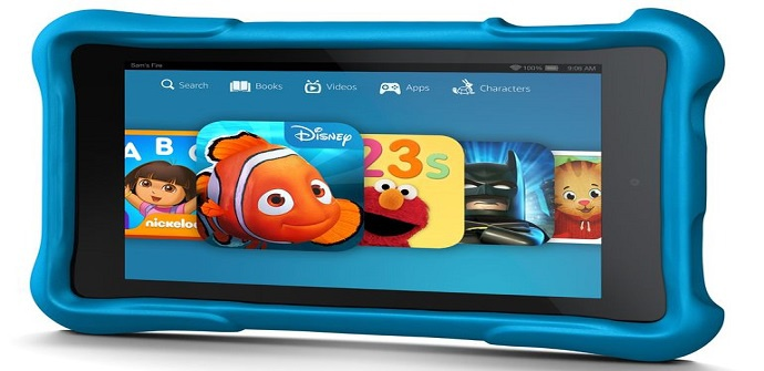 tablet kids screen
