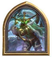 Awardin 'to Warden, new hero
