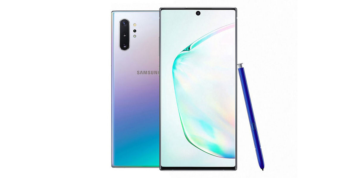 "Samsung Galaxy Note 10+ 5G ""width ="" 1200 ""height ="" 600"
