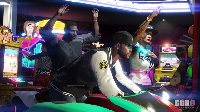 GTAOnline DiamondCasinoHeist 4