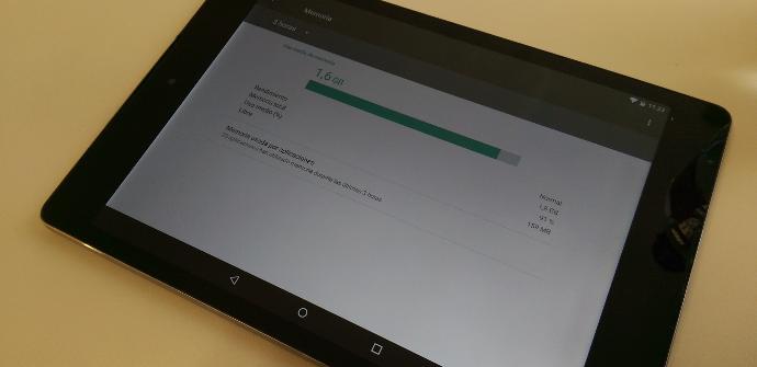 Nexus 9 Marshmallow RAM