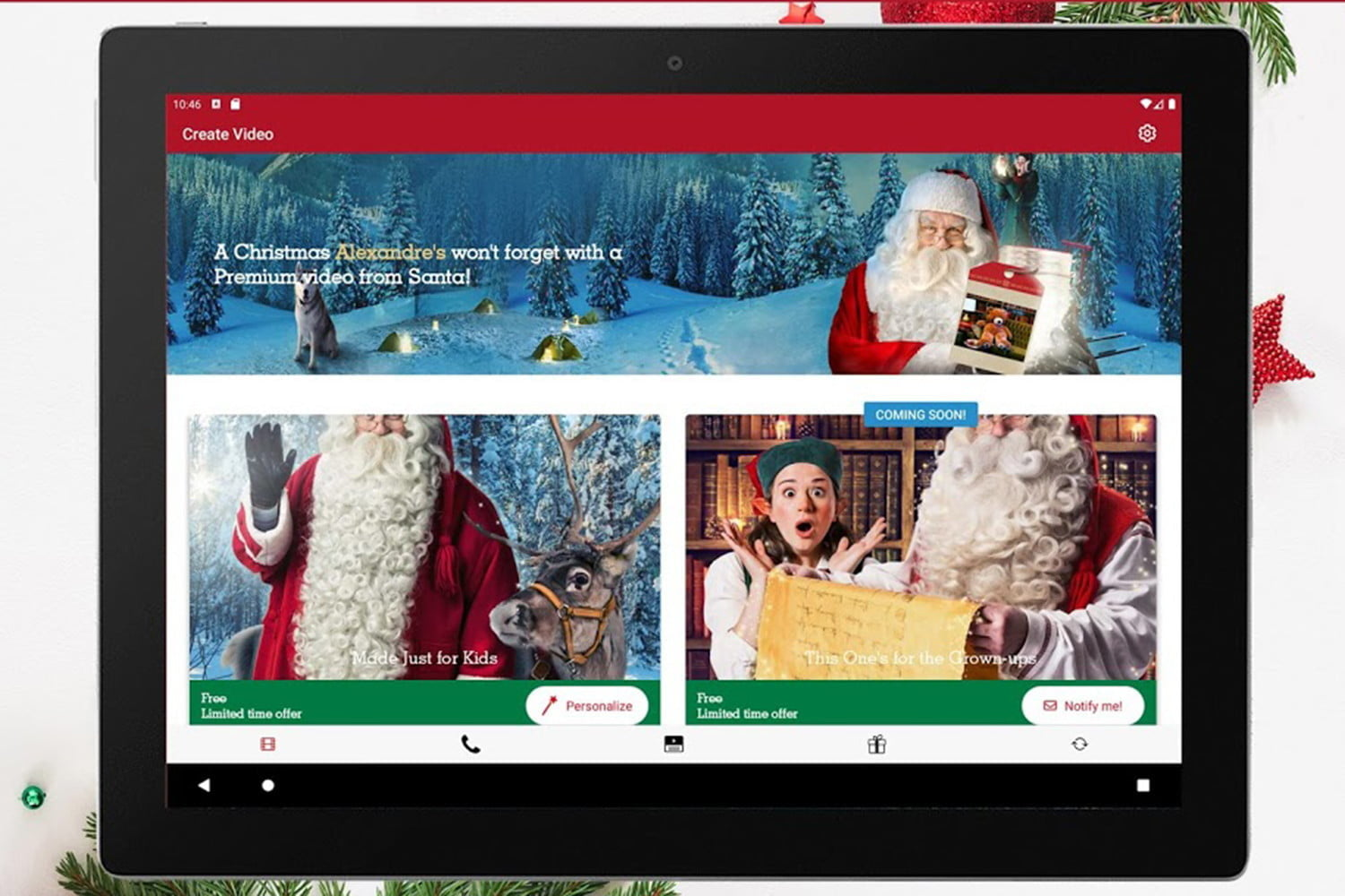 applications for christmas north pole 1500x1000