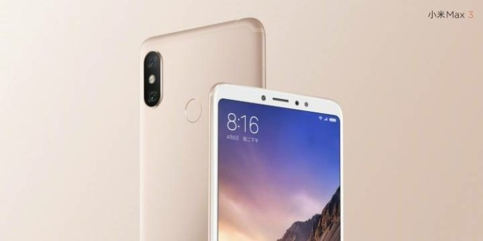 The Xiaomi Mi Max 3 faces its brothers, the Mi Max of yesteryear