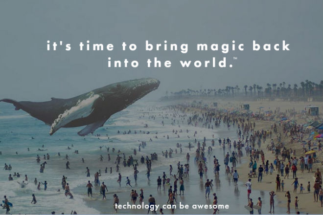 magic leap augmented reality