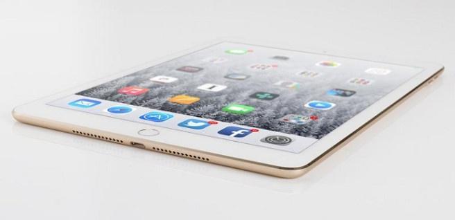iPad Air 2 sound