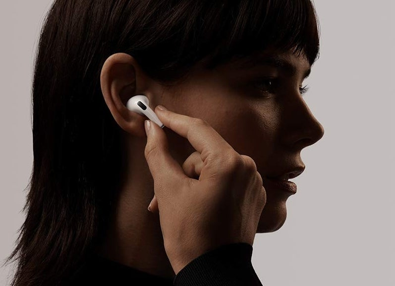 AirPods Pro noise cancellation