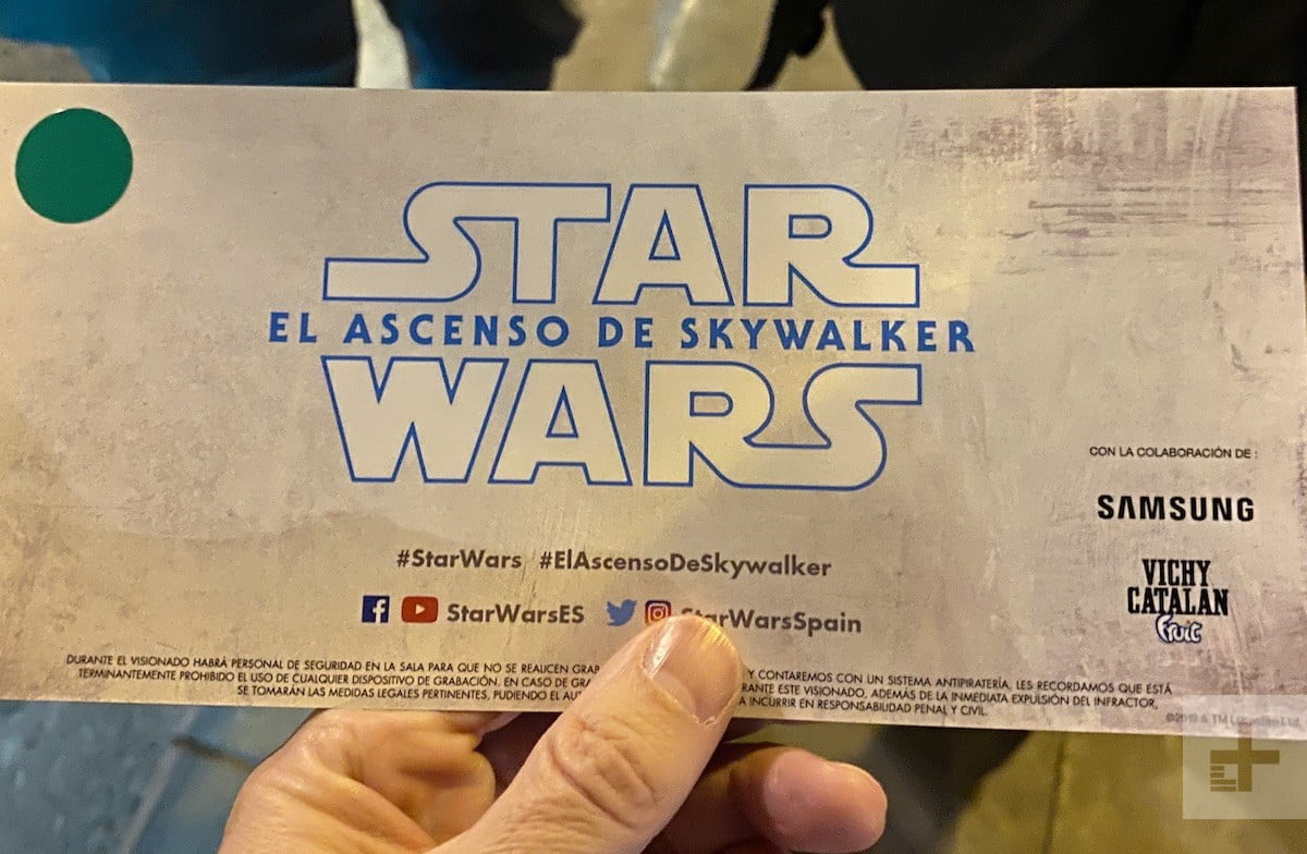 star wars rise of skywalker opinion without spoilers premiere