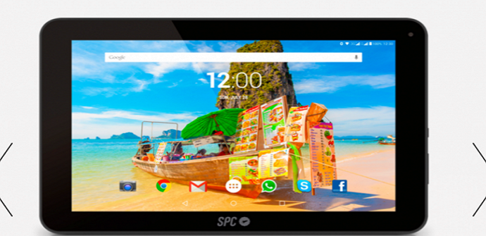 spc glee 10.1 3g screen