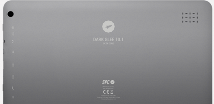 spc dark glee 10.1 housing