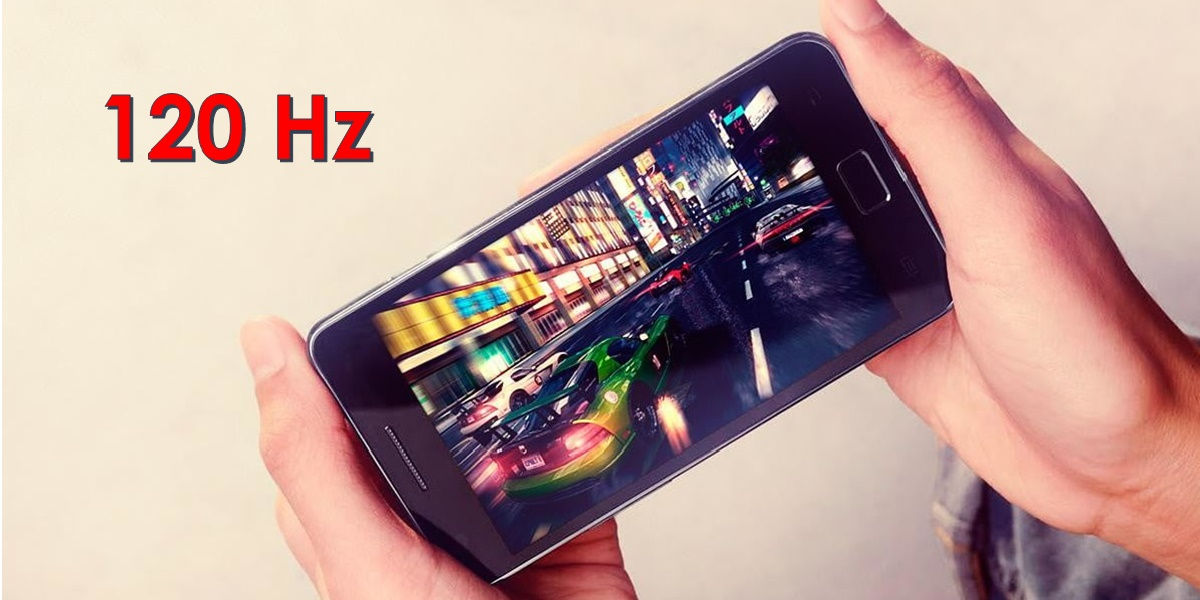 120 hz android games